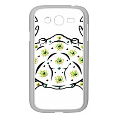 Cancer Samsung Galaxy Grand DUOS I9082 Case (White)
