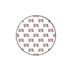 Lol Emoji Graphic Pattern Hat Clip Ball Marker (10 pack)
