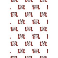 Lol Emoji Graphic Pattern 5.5  x 8.5  Notebooks