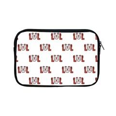 Lol Emoji Graphic Pattern Apple iPad Mini Zipper Cases
