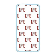 Lol Emoji Graphic Pattern Apple Seamless iPhone 6/6S Case (Color)