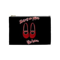There is no place like home Cosmetic Bag (Medium)