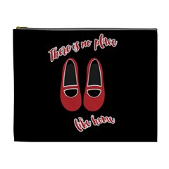 There is no place like home Cosmetic Bag (XL)