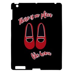 There is no place like home Apple iPad 3/4 Hardshell Case