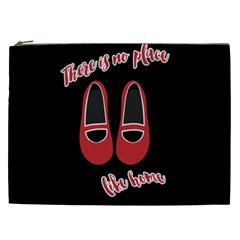 There is no place like home Cosmetic Bag (XXL)