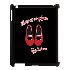 There is no place like home Apple iPad 3/4 Case (Black)
