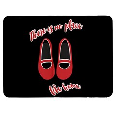There is no place like home Samsung Galaxy Tab 7  P1000 Flip Case