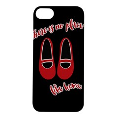 There is no place like home Apple iPhone 5S/ SE Hardshell Case