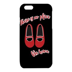There is no place like home iPhone 6/6S TPU Case