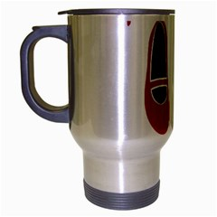 There is no place like home Travel Mug (Silver Gray)