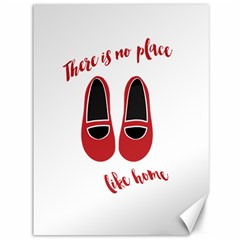 There is no place like home Canvas 36  x 48