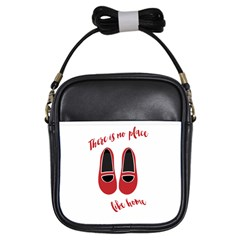 There is no place like home Girls Sling Bags