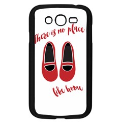 There Is No Place Like Home Samsung Galaxy Grand Duos I9082 Case (black)
