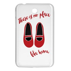 There is no place like home Samsung Galaxy Tab 3 (7 ) P3200 Hardshell Case
