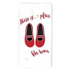 There is no place like home Galaxy Note 4 Back Case