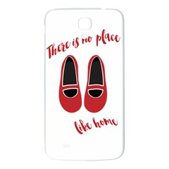 There is no place like home Samsung Galaxy Mega I9200 Hardshell Back Case