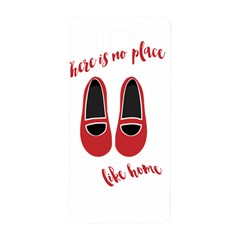 There is no place like home Samsung Galaxy Alpha Hardshell Back Case
