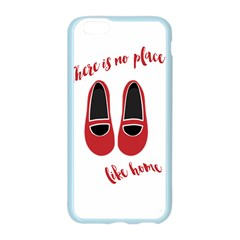 There is no place like home Apple Seamless iPhone 6/6S Case (Color)