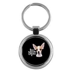 Chihuahua Key Chains (Round)