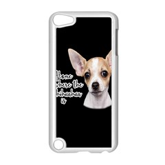 Chihuahua Apple iPod Touch 5 Case (White)