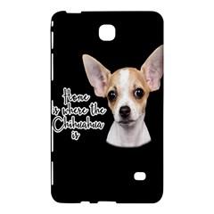 Chihuahua Samsung Galaxy Tab 4 (7 ) Hardshell Case