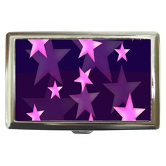 Background With A Stars Cigarette Money Cases