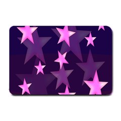 Background With A Stars Small Doormat