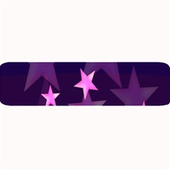 Background With A Stars Large Bar Mats