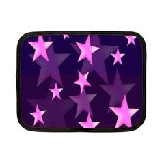 Background With A Stars Netbook Case (small)