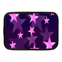 Background With A Stars Netbook Case (Medium)