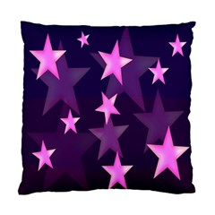 Background With A Stars Standard Cushion Case (One Side)