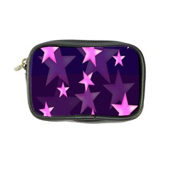 Background With A Stars Coin Purse
