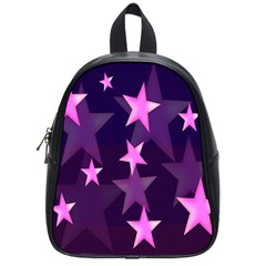 Background With A Stars School Bags (small)