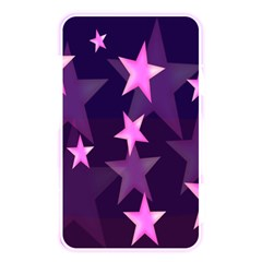 Background With A Stars Memory Card Reader