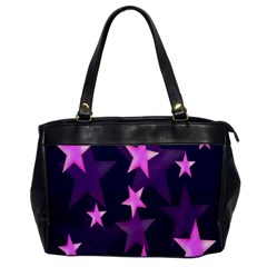 Background With A Stars Office Handbags