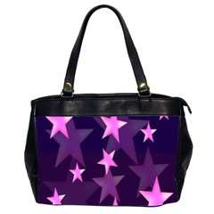 Background With A Stars Office Handbags (2 Sides)