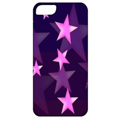 Background With A Stars Apple Iphone 5 Classic Hardshell Case