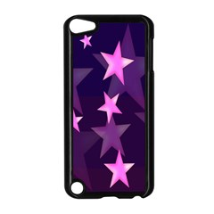 Background With A Stars Apple Ipod Touch 5 Case (black)