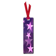 Background With A Stars Small Book Marks