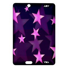 Background With A Stars Amazon Kindle Fire Hd (2013) Hardshell Case