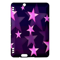 Background With A Stars Kindle Fire Hdx Hardshell Case