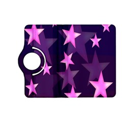 Background With A Stars Kindle Fire HD (2013) Flip 360 Case