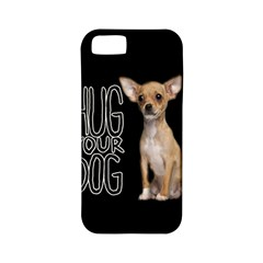 Chihuahua Apple iPhone 5 Classic Hardshell Case (PC+Silicone)
