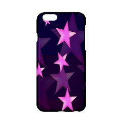 Background With A Stars Apple Iphone 6/6s Hardshell Case