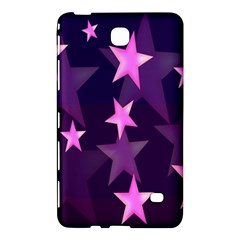 Background With A Stars Samsung Galaxy Tab 4 (7 ) Hardshell Case