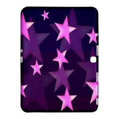 Background With A Stars Samsung Galaxy Tab 4 (10 1 ) Hardshell Case