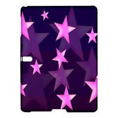 Background With A Stars Samsung Galaxy Tab S (10 5 ) Hardshell Case
