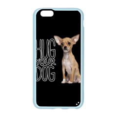 Chihuahua Apple Seamless iPhone 6/6S Case (Color)
