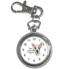 Chihuahua Key Chain Watches