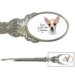 Chihuahua Letter Openers